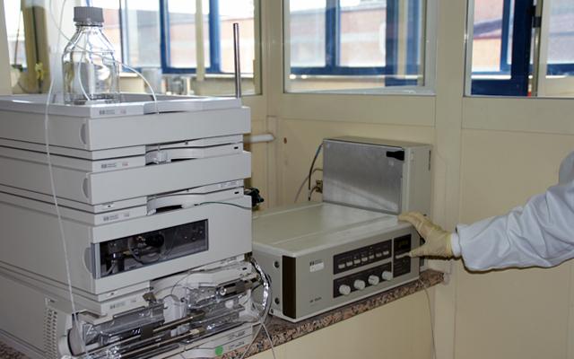 Cromatografía líquida
