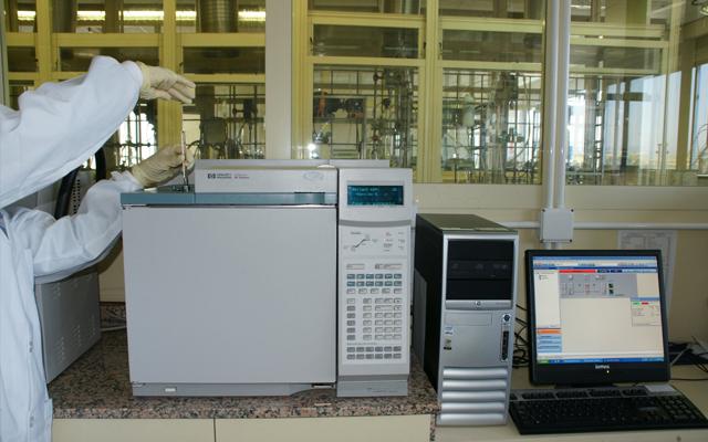 Cromatógrafo de gases (GC)